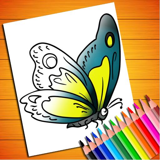 How To Draw Butterfly Google Play De Uygulamalar