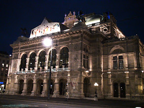 Photo: austria, travel, opera, vienna, wien