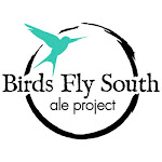 Logo for Birds Fly South Ale Project
