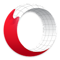 Browser Opera für Android Beta icon