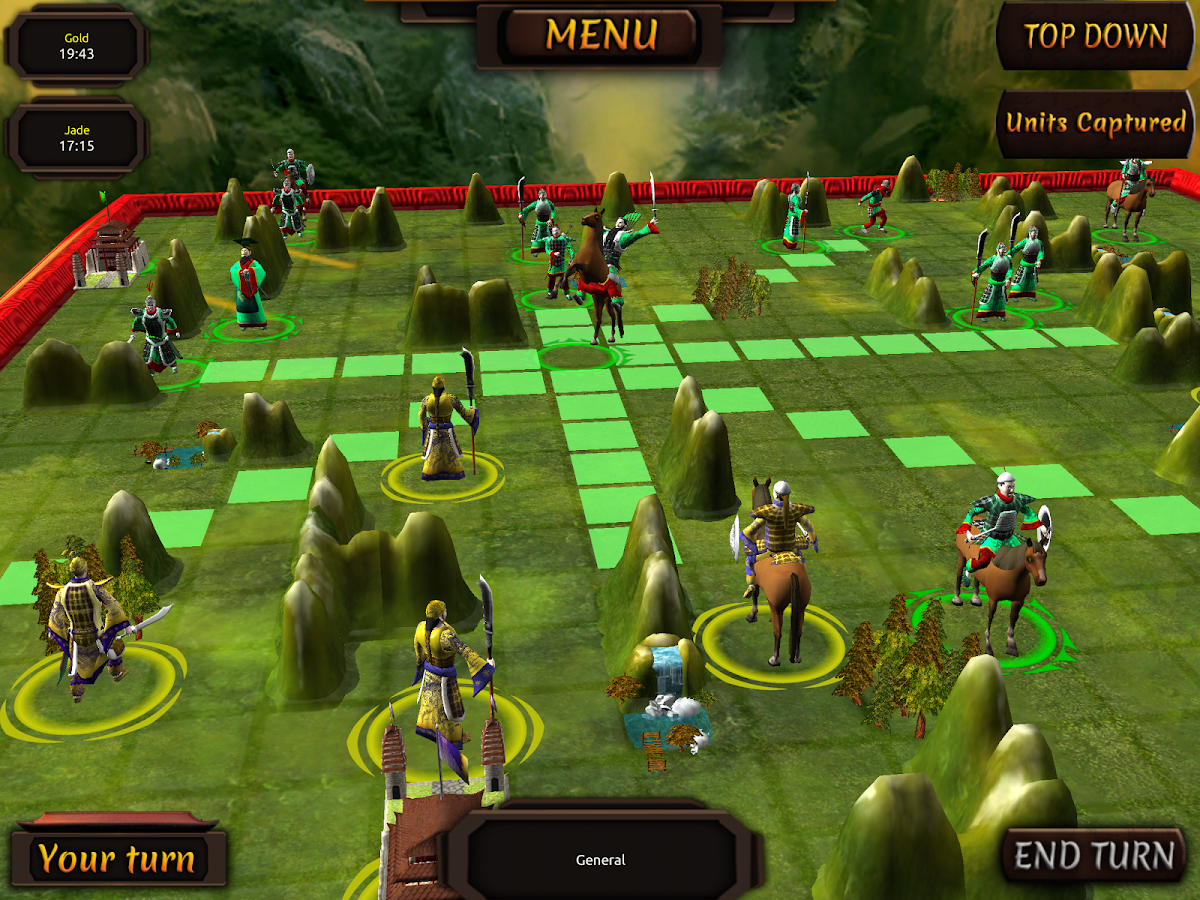 Dynasty Lords- screenshot