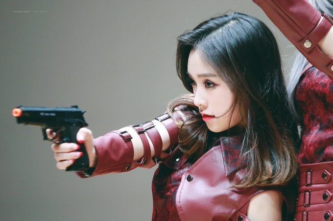 kpopgirlswithguns_gahyeon_dreamcatcher