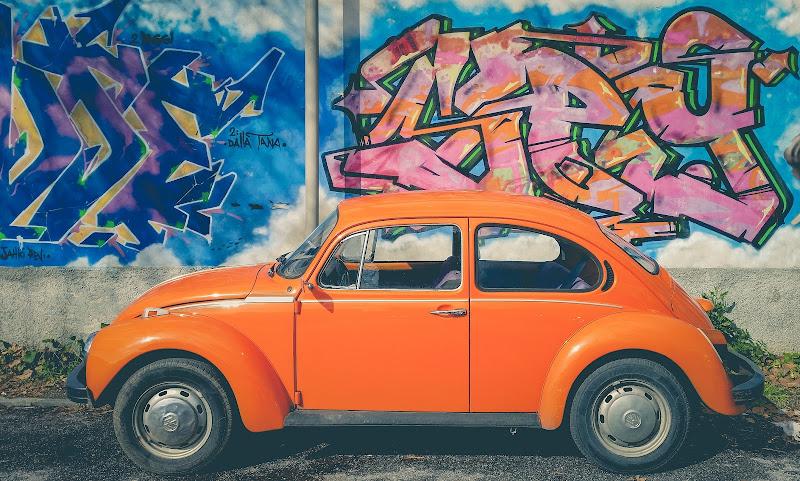 I graffiti invadono le nostre città di serikla