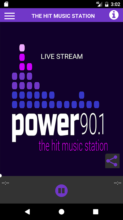 POWER 90.1 FM- screenshot