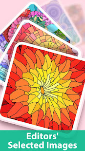 Pop Color Coloring Pages