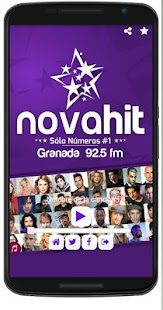 Nova Hit Granada 92.5 fm- screenshot thumbnail