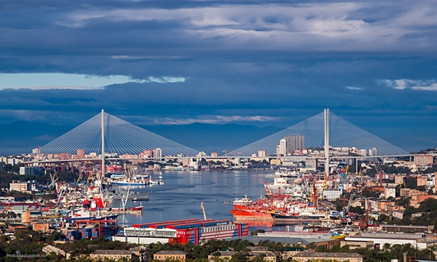 travel to the Russian Far East Vladivostok