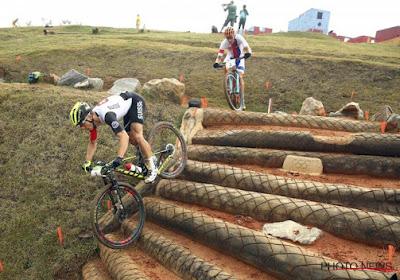 Schurter pakt olympisch goud, Sagan imponeert maar kent een hele portie pech