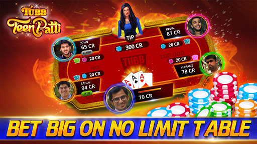 Tubb Teen Patti - Indian Poker - TTP 2.5 screenshots 4