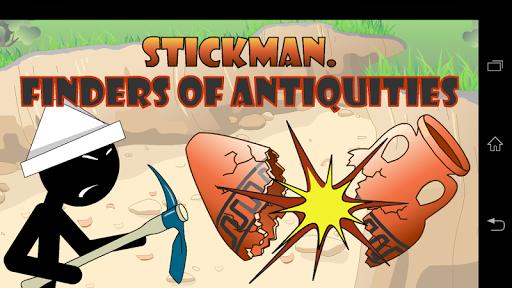 Stickman Finder of Antiquities