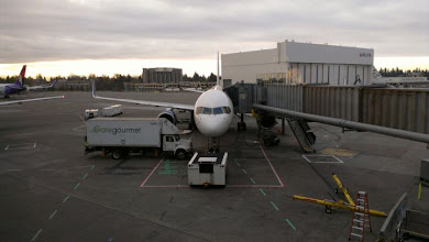 Photo: 757-200 at SEA-TAC