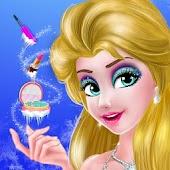 Tải Ice Princess Makeover Salon Fashion Makeup miễn phí