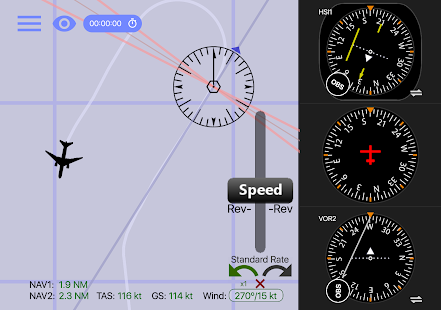 Nav Trainer Pro for Pilots- screenshot thumbnail