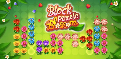 Block Puzzle Blossom Mod Apk