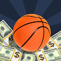 Mr. Dunk Shoot Slam-Fast Action Basketball Games icon