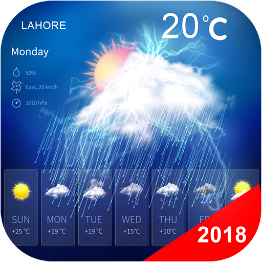 Daily Weather Forecast 2019