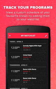 TV Times - TV Guide & TV Shows - Apps en Google Play