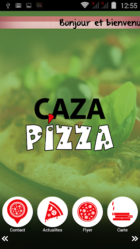 Caza Pizza