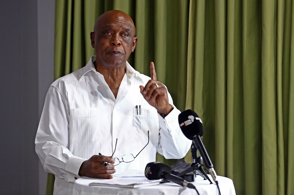 'Don't tell me I've been scammed': Tokyo Sexwale says top government figures ignored him - TimesLIVE