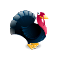 Thanksgiving Turkeys icon