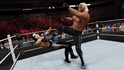 Top WWE Fight with Tricks 1.0.2 screenshots 3