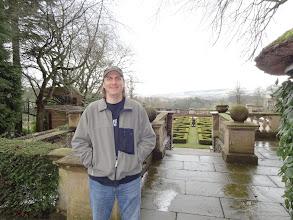 Photo: We enjoyed our stroll through the grounds of Thornbridge Hall.