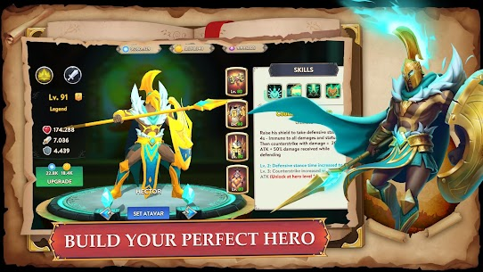 Epic Odyssey Apk Download For Android and Iphone 4