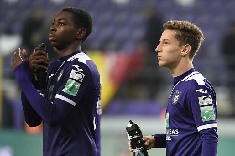 Une pépite d'Anderlecht intéresserait un top club de Serie A