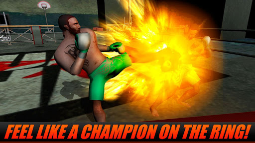 Muay Thai Box Fighting 3D 1.1 screenshots 1