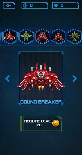 ud83dude80Space Hunter Alien Shooter War Galaxy Strikerud83dude80 1.2 screenshots 4