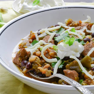Hatch Chile Chili Recipes.