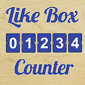 Like Box Counter Pro