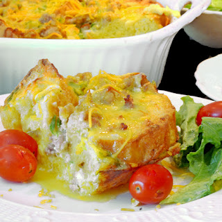 Cowboy Christmas Breakfast Casserole Recipe Platter Talk