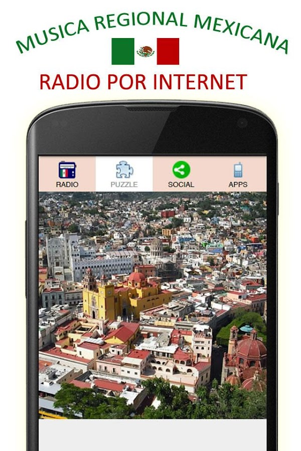 Radio Mexico Gratis Divertida- screenshot