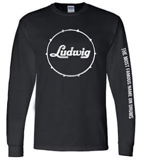 Ludwig - Svart Longsleeve