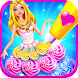 Rainbow Princess Cake Maker - Kids Cooking Games