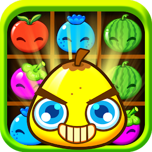 Paint Fruit Crush for PC and MAC