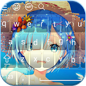 Anime Keyboard Emoji
