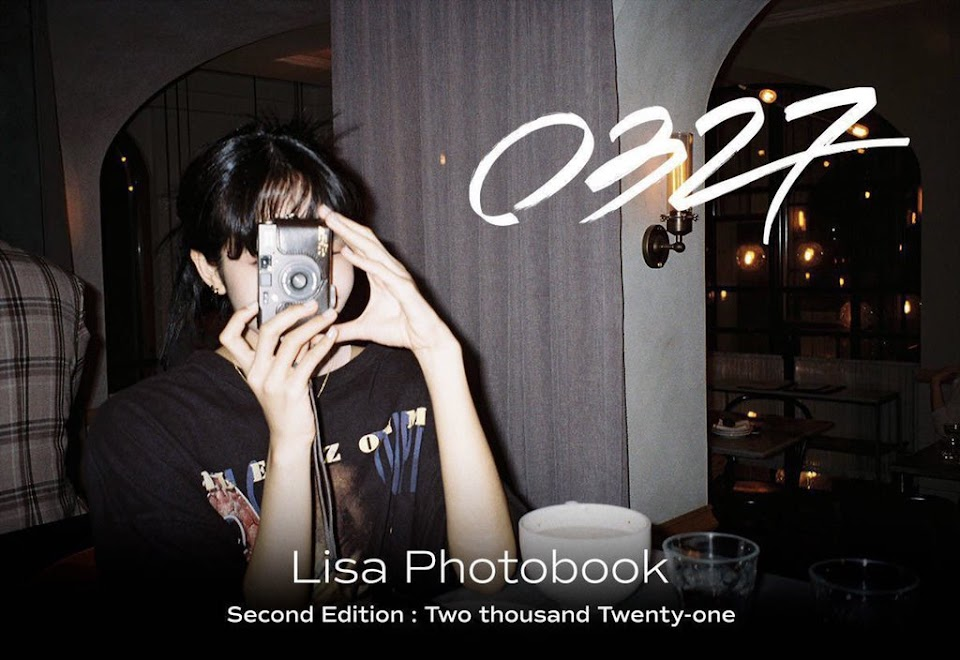 lisa photobook