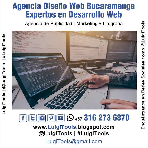 Agencia Diseño Web Bucaramanga | Expertos en Desarrollo Web