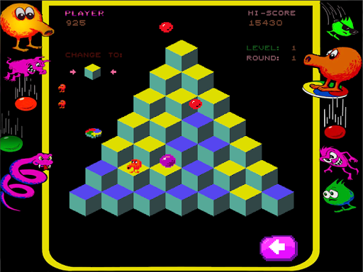 Q*bert: Rebooted  screenshots 6