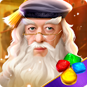 Harry Potter: Puzzles & Spells - Matching Games icon