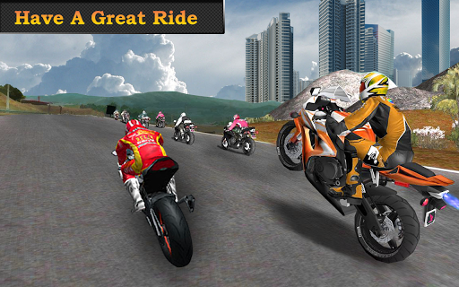Motorbike Highway Racing 3D 1.0.2 Screenshots 1