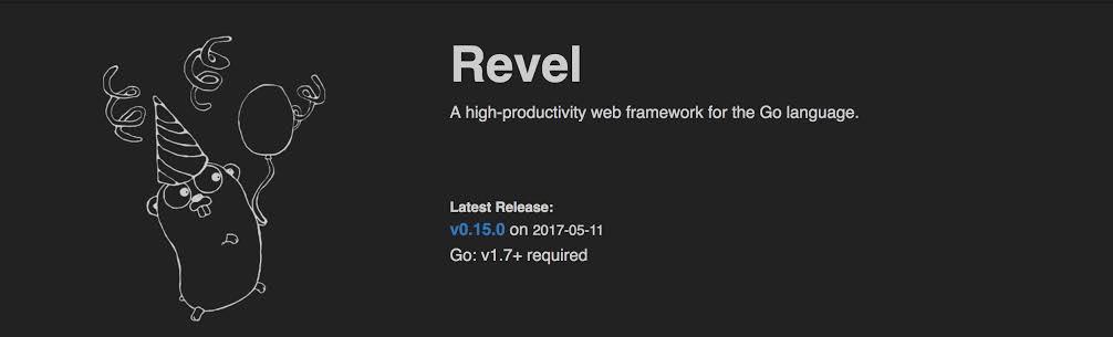 Revel one of the best Golang frameworks