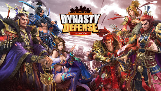 How to hack Dynasty Defense: Heroes War for android free