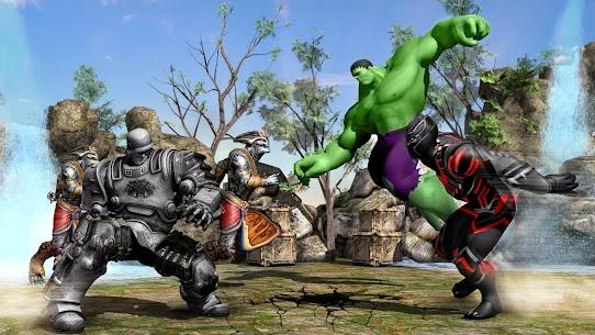 Superhero Avenger Strike Force 5