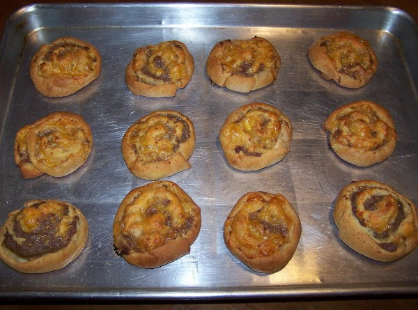 Bake approximately 25 minutes until done & golden brown. Serve and enjoy!