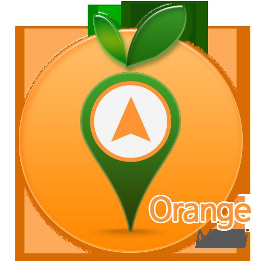 오렌지네비 - 통학(통원)차량 도착정류장 안내