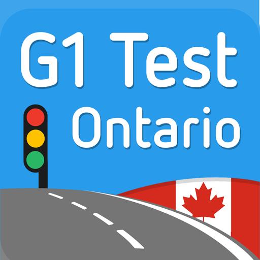 G1 Practice Test Ontario 2019 Icon