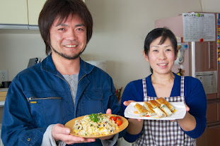 MIHO's 黒千石 Cooking介